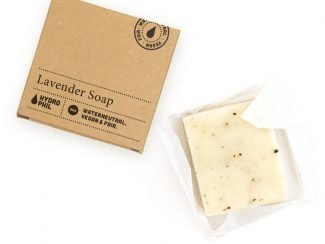 lavender soap by hydrofoil