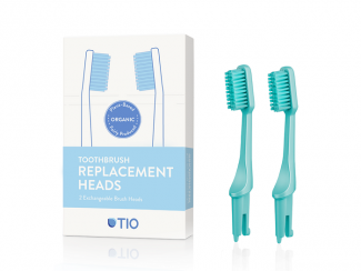 Tio Replacement Head Lagoon pack 2 medium