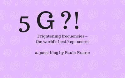 5 G – Frightening frequencies – the world's best kept secret