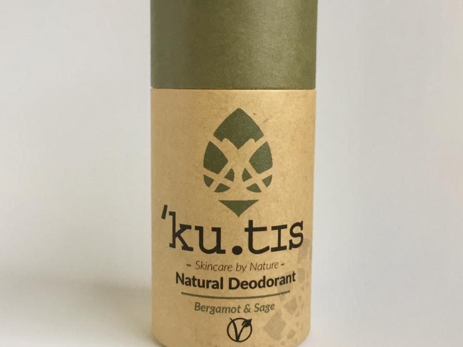 ku.tis deodorant Bergamot & Sage vegan
