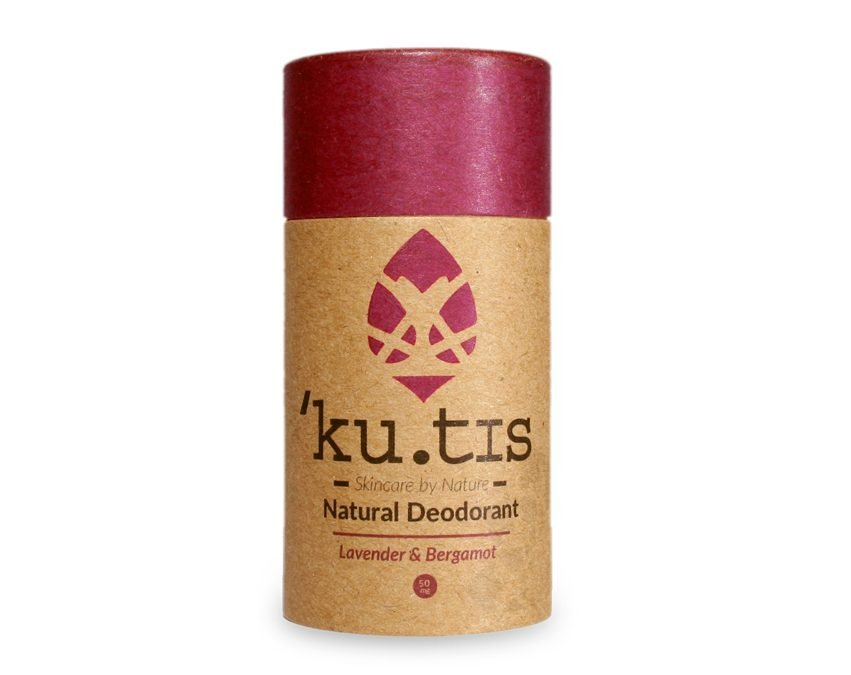 ku.tis deodorant Lavender & Bergamot