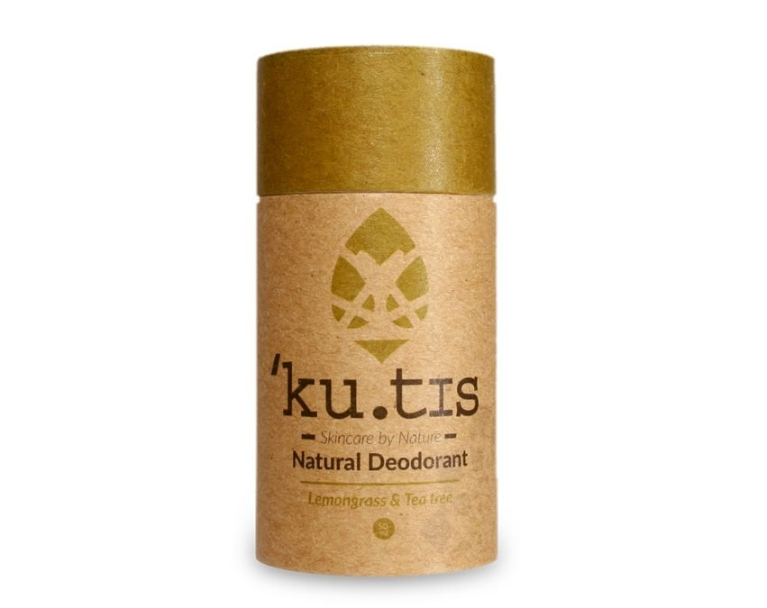ku.tis deodorant Lemongrass & Tea tree