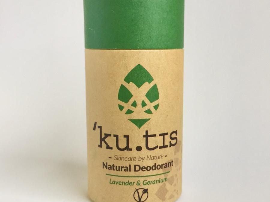 ku.tis Deodorant Lavender & Geranium vegan