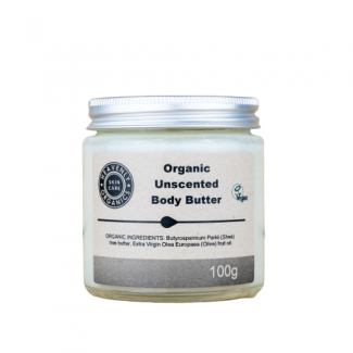 Heavenly Organics Unscented Body Butter