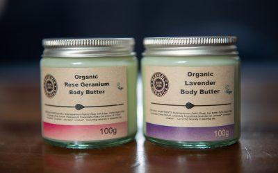 Body Butter by Heavenly Organics