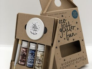 Eco glitter fun 3pc PURE Pastel Box