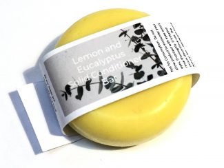 The Natural Spa Eucalyptus Lemon Conditioner Bar