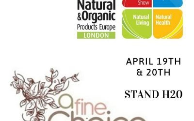 Natural Organic Products Europe 2020