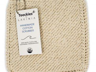 Toockies Cotton Scrubber Lavinia