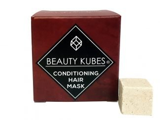 UK distributor Beauty Kubes solid conditioner zero waste