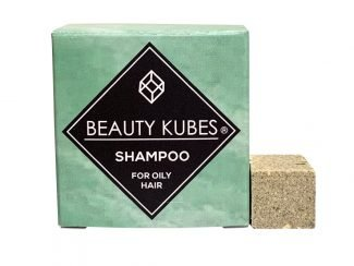 UK distributor beauty kubes solid shampoo oily zero waste