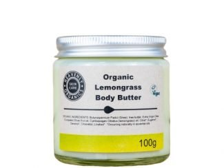 UK distributor heavenly organics skin care lemongrass body butter