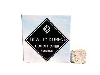 UK distributor Beauty Kubes Sensitive conditioner