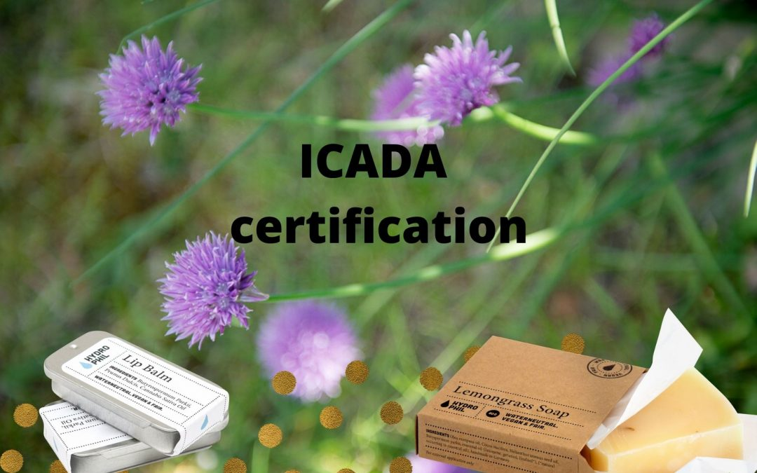 ICADA certification explained