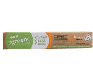 Distributor Agreena UKdistributor Agreena Reusable Wraps Sustainable Agreena bulk bakers sheet