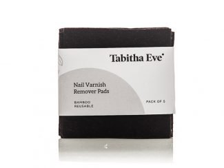 Tabitha Eve Nail Polish Remover Wipes Trade Prices UK distributor Tabitha Eve natural eco friendly alternatives to single use home ware