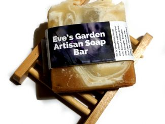 The Natural Spa Soap bars eve's garden a fine choice uk distributor eco zero waste products