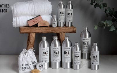 Clothes Doctor – luxury eco laundry products