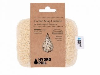 Loofah Soap Cushion Hydrophil UK Distributor Hydrophil trade pricing zero waste