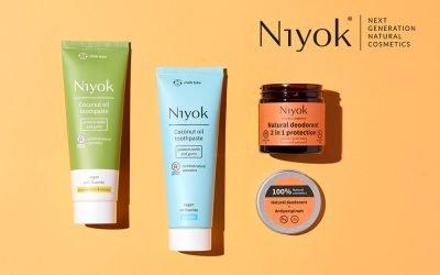 We are now UK distributor for Niyok