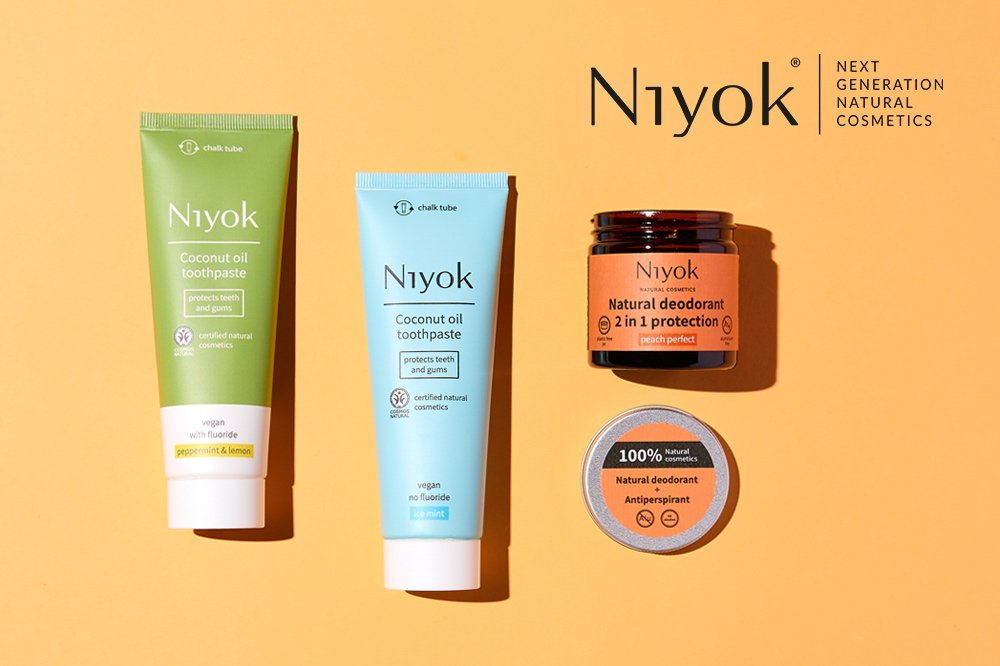 We are now UK distributor for Niyok