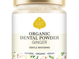 UK Distributor Eliah Sahil organic dental powder ginger wholesale trade sustainable