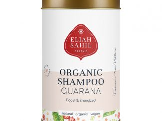 UK Distributor Eliah Sahil organic shampoo wholesale trade organic powder shampoo Guarana for hair loss