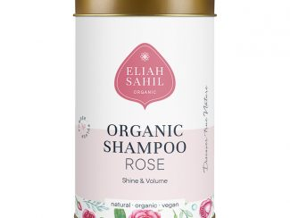 UK Distributor Eliah Sahil organic shampoo wholesale trade organic powder shampoo rose for volume