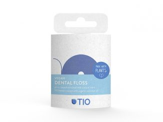 UK distributor TIO TIOFLOSS plantbased dental floss