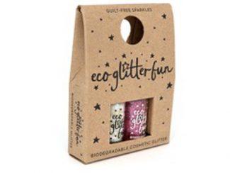 UKdistributor EcoglitterFun biodegradable plasticfree Minibox5Pure
