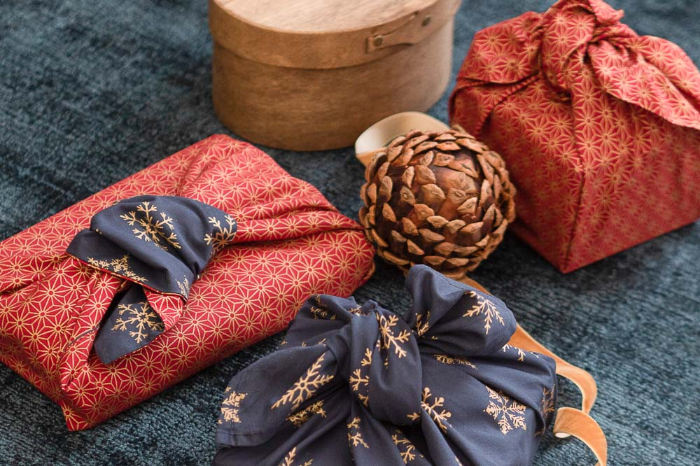 Reasons for switching to reusable fabric gift wrap