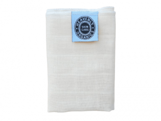 Uk distributor Heavenly Organics organic muslin cloth sustainable eco
