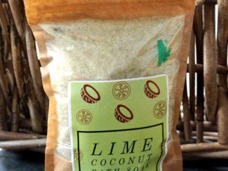 The Natural Spa Lime & Coconut Bath Soak