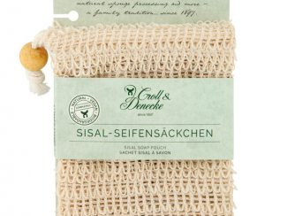 UK Distributor Croll Denecke Croll&Denecke afinechoice sustainabe natural eco products household items sisal soap bag