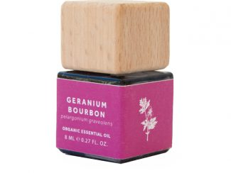 UK distributor BioScents natural homebody fragrance products organic essential Geranium