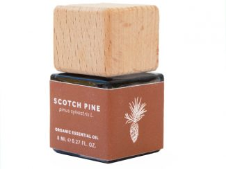 UK distributor BioScents natural home body fragrance products organic essential oil Scotch Pine