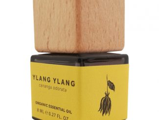 UK distributor BioScents natural home body fragrance products organic essential oil ylang ylang