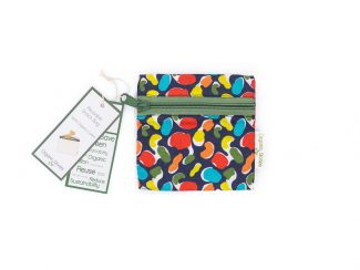 UK distributor Organic Stories sustainable eco friendly lifestyle products reusable snack bag