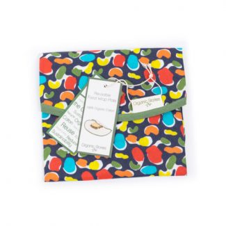 UK distributor Organic Stories sustainable eco friendly lifestyle products water repellent sandwich wrap