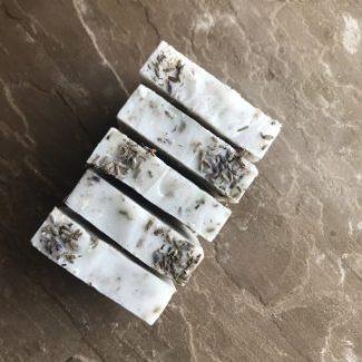 UK distributor BombusLeaf Hand and Body Soap Scrub Lavender