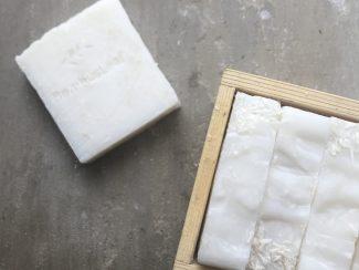UK distributor BombusLeaf Hand and Body Soap Scrub coconut lime