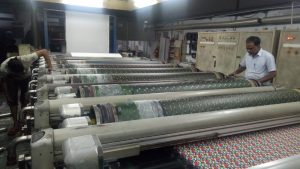 UK distributor Organic Stories sustainable eco friendly lifestyle products production process printing