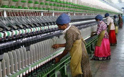 Organic Stories coated fabric production process