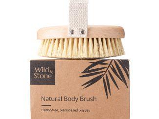 UK distributor Wild Stone Sustainable lifestyle products zero waste Natural Body Brush