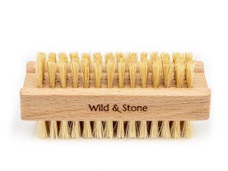 UK distributor Wild Stone Sustainable llifestyle products zero waste Nail Brush 100% Natural & Vegan