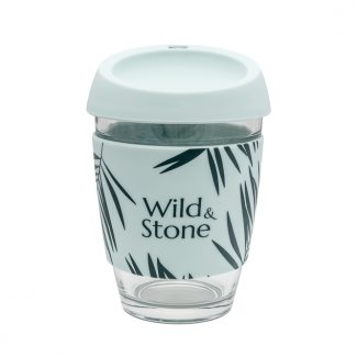 UK distributor Wild Stone Sustainable lifestyle products zero waste Reusable Coffee Cup (12oz)