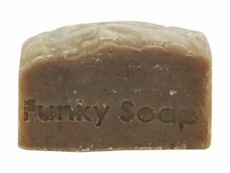 UK distributor FunkysoapShop Lavender Shampoo Bar