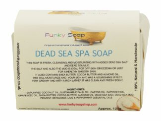 UK-distributor-FunkysoapShop-natural-beauty-products-plastUK distributor FunkysoapShop natural beauty products plasticfree toxinfree Dead sea soap