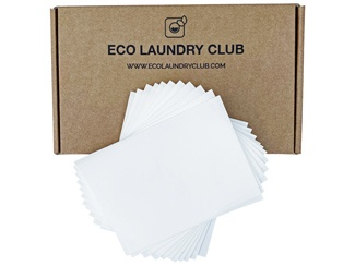UK distributor eco laundry club zero waste laundry detergent ultra compressed sheets