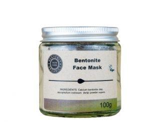 Uk distributor Heavenly Organics organic beauty products face mask bentonite
